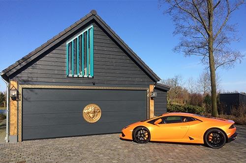 Bijzondere garagedeuren