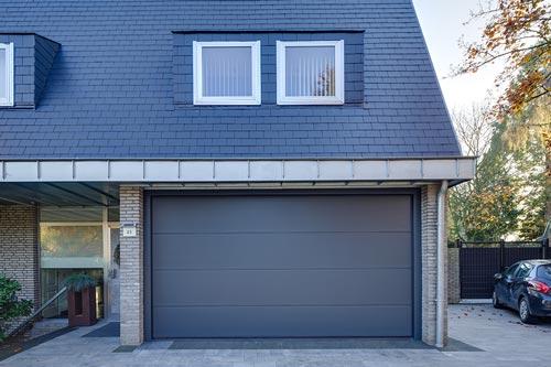 Elektrische garagedeuren